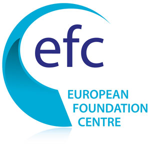 logo: EFC, European Foundation Centre
